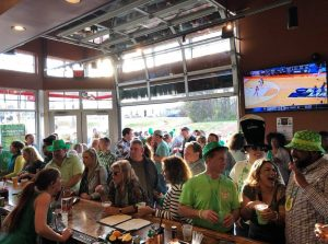 St. Patrick's Day at Jekyll and Hyde