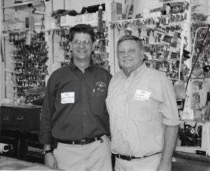The co-owners of Renfrow David Blackley and Frank Renfrow