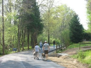 Four-Mile Greenway Park